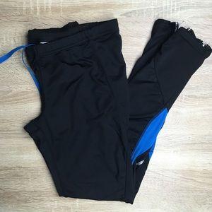 MPG Runners Reflection Leggings Zippers